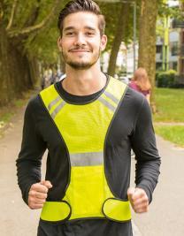Jogger-Vest mit LEDs